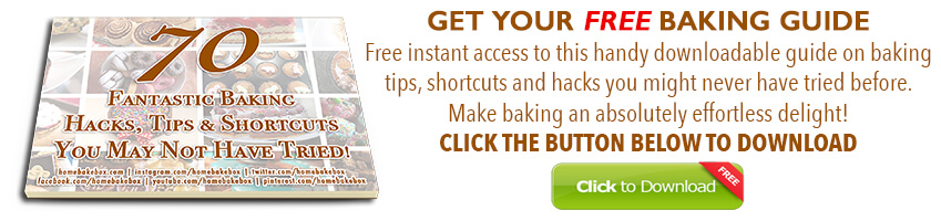 Get your free baking guide