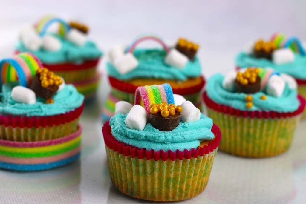 pot-of-gold-cupcakes