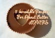 recipes-for-peanut-butter-lovers