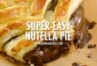 Easy Nutella Pie Recipe