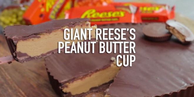giant-reeses-peanut-butter-cup